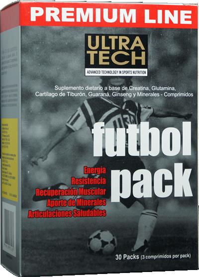 Futbol Pack