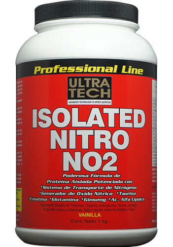 Isolated Nitro NO2