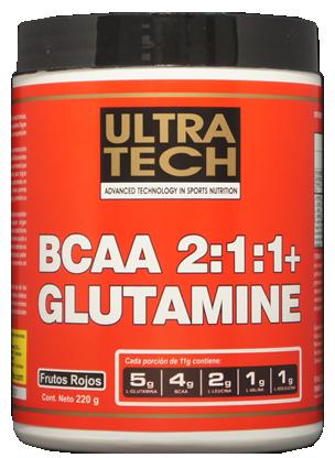 BCAA 2.1.1 + GLUTAMINE