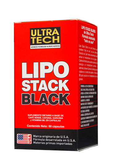 Lipo Stack Black